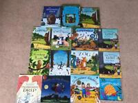 14 Julia Donaldson kids story books