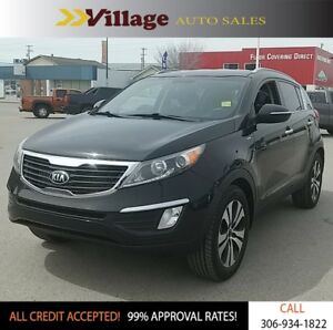 2013 Kia Sportage EX Sirius XM Radio, Back-up Camera, Hands F...