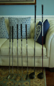 PING, Taylor Made, Odyssey, Tad Moore  - Quality clubs