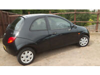 ford ka 1.3 drives well cheap run about priced to sell BARGAIN