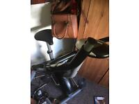V Fitness exercise bike