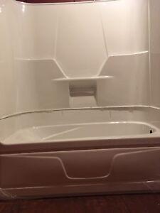 Tub unit
