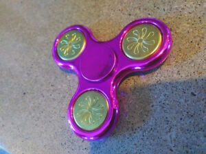 Fidget cubes and unique spinners for sale