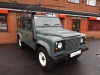 2017 59 LAND ROVER DEFENDER 110 2.4 TDI 110 STATION WAGON 5DR DIESEL
