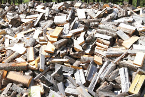 Firewood by the truck, trailer, box or armfull