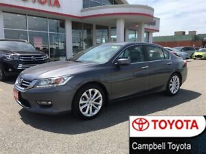 2013 Honda Accord Touring NAV--ROOF--LEATHER--1 OWNER