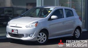2015 Mitsubishi Mirage ES SPORT! AIR! WARRANTY TO 2025!