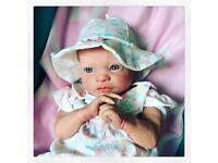 Reborn Baby Girl Doll 💖