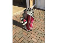 Ladies Top Flite golf carry bag