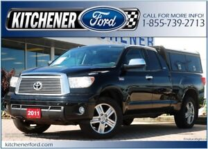 2011 Toyota Tundra Limited 5.7L V8 4X4/LEATHER/CAMERA/PREMO C...