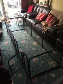 Large. Dog Crate