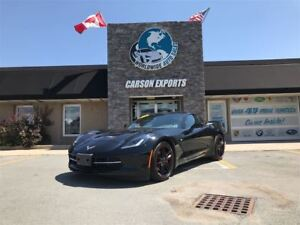 2016 Chevrolet Corvette WOW BRAND NEW 1LT! WON'T LAST! FINANCING