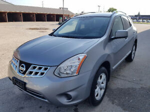 2011 NISSAN ROGUE SV AWD CERTIFIED & ETESTED