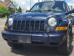 2007 Jeep Liberty Sport 2 YEARS WARRANTY