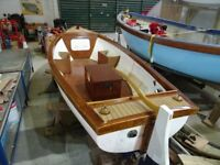 Plymouth Pilot 16' with inboard 10hp engine