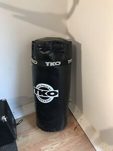 TKO heavy bag