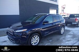 2016 Jeep Cherokee Limited 4WD V6 3.6L
