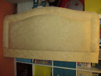 Upholstered Headboard for Double Bed