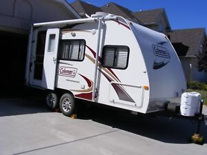 20 foot 2011 Coleman 187QB Travel Trailer - Offers Welcome