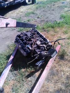 1980 mopar 318 core