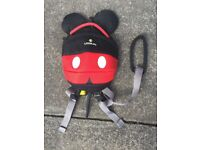 Disney Mickey Mouse Backpack Harness