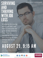 Survive and THRIVE with job loss! New EEC Workshop!
