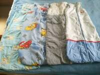 Sleeping bags for sale- 2-4 years old