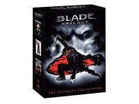 Blade Trilogy - DVD Boxset