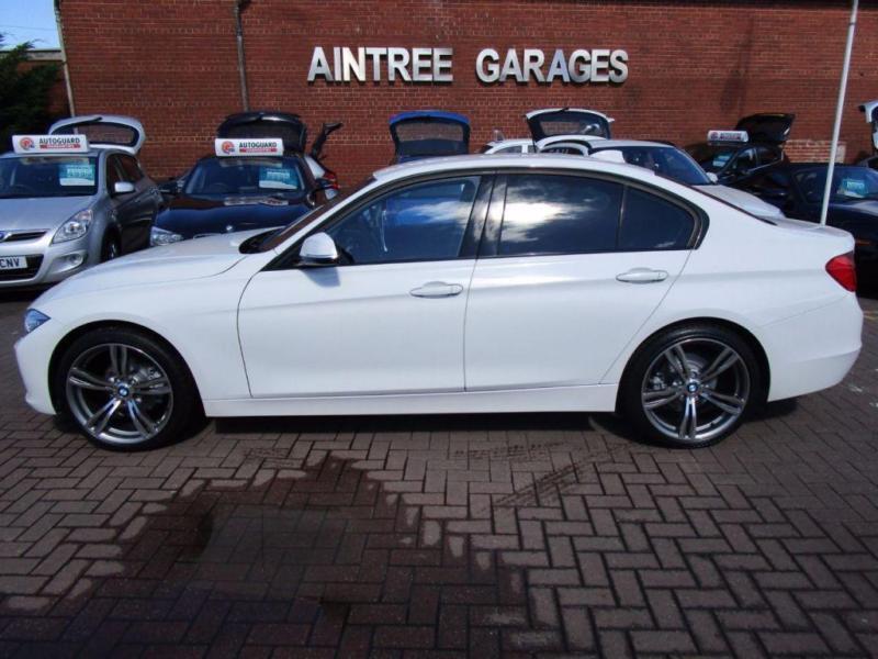 2012 12 BMW 3 SERIES 2.0 320D EFFICIENTDYNAMICS 4D AUTO 161 BHP DIESEL