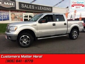 "2011 Ford F-150 XLT  4X4, XTR-PACKAGE, 18""-ALLOYS  PREMIUM TIRES"