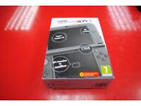 """New"" Nintendo 3DS XL in Black £175"