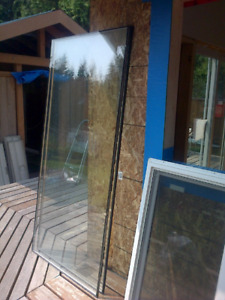 Double Glazed Glass Patio Door Panels