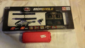 remote control helicopter and plane