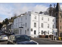 Hotel house keeper required for Atholl Arms Hotel Dunkeld