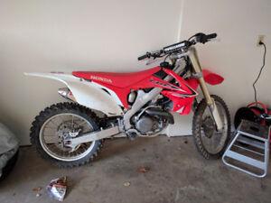 2011 Honda CRF 450R $3800