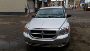 2007 DODGE CALIBER  FOR SALE  FOR PARTS ONLY