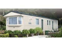 Holiday homes/static caravans for sale on site at Barmston Beach nr Bridlington, East Coast