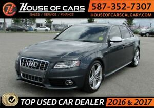 2011 Audi S4 3.0 Premium (S tronic)  / AWD /Leather/Sun Roof