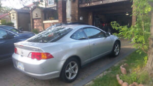 2003 Acura RSX Coupe (2 door)