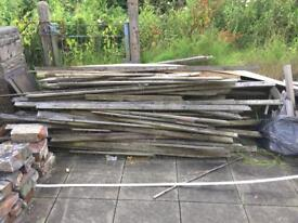 Free firewood wood