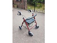 Coopers lightweight mobility walker