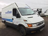 Iveco Daily 2004 year - Parts Available injector fuel pump lights
