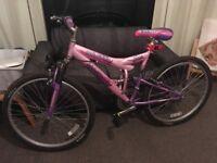 "Woman's 26"" mountain bike"
