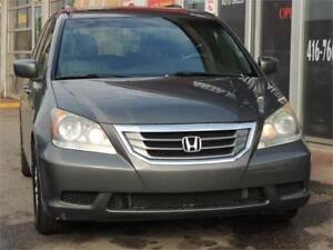 2008 Honda Odyssey EX-L/\BACK UP CAMERA/\8PASS/\LEATHER/\SUNROOF