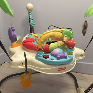 Jumperoo Luv U Zoo (Fisher Price)