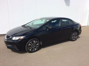 2013 Honda Civic Sdn EX really sweet ride