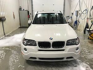 2007 BMW X3 3.0si SUV- Excellent condition