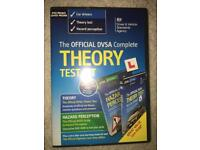 Official DVSA theory test kit for car drivers pc rom