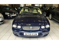 Jaguar X-TYPE 2.2D DPF Auto 2009 SE