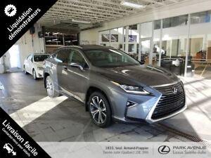 2017 Lexus RX 350 LUXURY | 9000KM ***PROMO